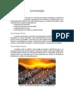 Cementação e Granalhamento - Eduardo Paranhos