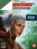 5th Edition Fantasy 5 - Dragons Maw