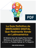 La Guia Definitiva de Mercadeo Digital
