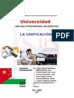 La Unificación en La Responsabilidad Civil