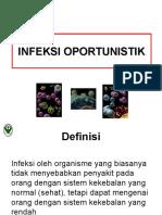 Infeksi Oportunistik HIV