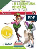 Limba romana manual cls 3