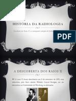 História da Radiologia