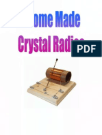 Home Made Crystal Radios