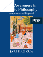 Jari Kaukua-Self-Awareness in Islamic Philosophy_ Avicenna and Beyond (2015).pdf