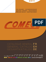 COMEGE Catalogue FR-En-De Email