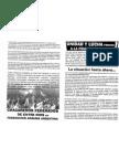 chacareros federados UNIDAD y LUCHA contra K 1-2