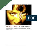 Chion Michel - La Audiovision