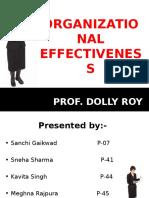 organizationeffectiveness