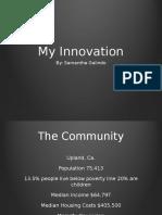 innovation presentation