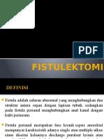 7. FISTULEKTOMI