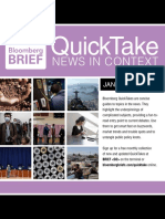 BloombergBrief QT Newsletter 201642