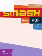 New Smash 1 Grammar Supplementary
