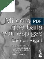 Mi Corazon Que Baila Con Espigas - Rigalt_ Carmen