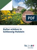 Kultur erleben in Schleswig-Holstein