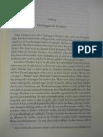 Heidegger als Denker