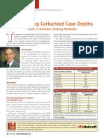 Interpreting Carburized Case Depths