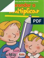 Aprender a Multiplicar Ejercicios Entretenidos Para La Escuela