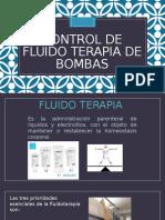 Fluidoterapia de Bombas Tipos de Bombas(Vera Vizueta Reyes)