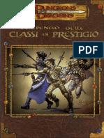 Character Guide - Compedio Classi Di Prestigio