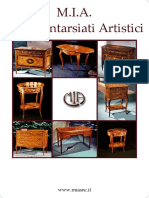 Handmade Luxury Furniture Brianza