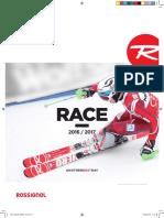 Rossignol Racefolder 2016/17