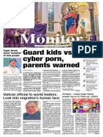 CBCP Monitor Vol. 20 No. 10