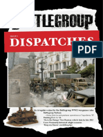 Battlegroup Dispatches #1