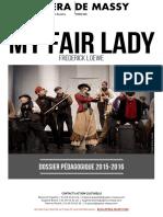 Dossier pédagogique - My Fair Lady