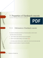 3.Properties of Hardened Concrete