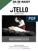 Dossier pédagogique - Otello