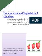 Comparative and Superlative 1102 Unit 6.Pptx