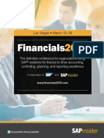 Financials 2016 US Brochure