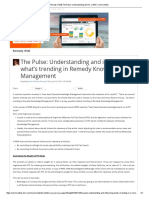 Remedy ITSM- The Pulse_ Understanding and influencing what's trending in Remedy knowledge management.pdf