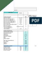M80 Mix Design Report