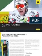 Fischer Racefolder 2016/17