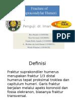 Suprakondiler Humerus