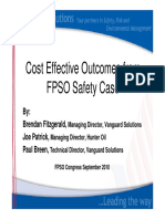 FPSO Safety Case
