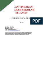 SEKOLAH SELAMAT 2016
