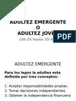 adultez-emergente
