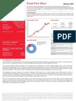 PruLink Fund Fact Sheet - January 2016