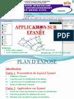 Application Sur Epanet