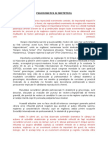 Psihosomatica in Obstetrica