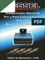 Coneccion Electrica Temporizadores Diesel