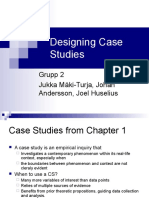 Yin - DesigningCaseStudies Chapter 2