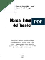 Manual Integral Del Tasador