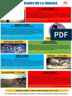 Actividades de la Escuela de Español 29 Febrero a 06 Marzo