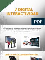 Tv Digital Interactividad