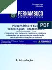 ProfessorAutor-Matemática-Matemática Ι 7º Ano Ι Fundamental-Conjuntos Dos Números Racionais Relativos Operações de Potenciação e Radiciação- Resolução de Situações Problema