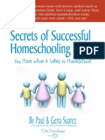 Secrets of Successful Homeschooling